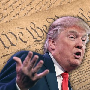Donald Trump Violates Constitution Emoluments Clause