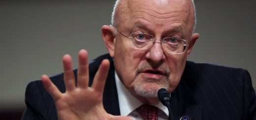 Intelligence Chief James Clapper Rejects Trump Attack