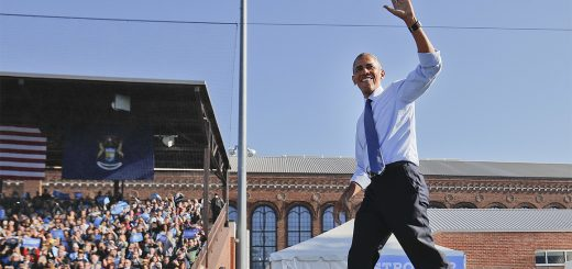 President Obama Enjoys High Approval Ratings As He leave Office