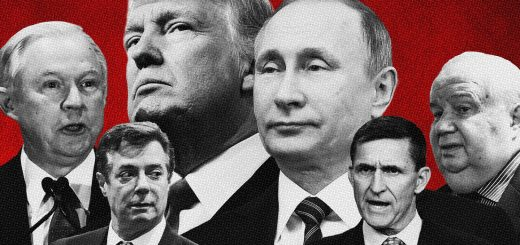 Trump's Growing Web Of Russia Connections
