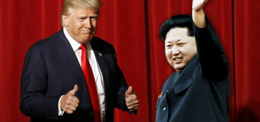 """Trump would be """"honored"""" to meet with Kim Jong Un"""