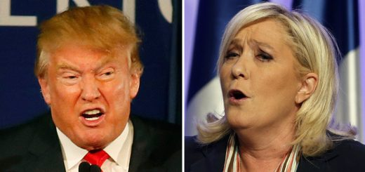 Marin Le Pen, other far right movements rejected because of Trump
