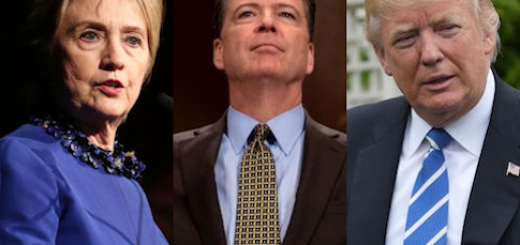 The Clintons, Trump And Their Partisan Hacks Defile Great Public Servant James Comey