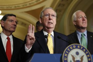 Mitch McConnel Senate Fail Again On Health Care