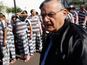 A Racist Torturer On US Soil Joe Arpaio Pardoned By Trump