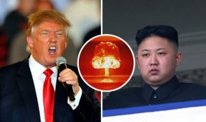 Trump Trheatens Nuclear War With North Korea