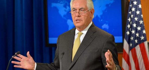 Rex Tillerson Is A Competent Secretary Of State