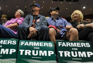 Many Farmers Now Regretting Voting For Trump