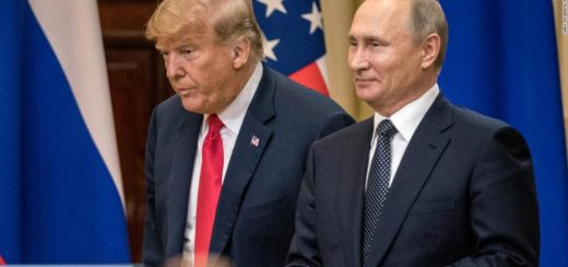 Trump Putin Summit Signals American Support of Oligarchy Over Democratic NATO allies.