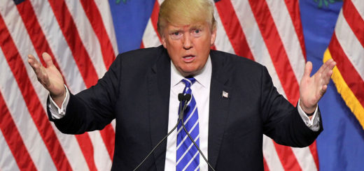 Trump on trade deficit, national debt, illegal immigration, losing